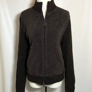 Carolyn Taylor L Large Women's Sweater Cardigan